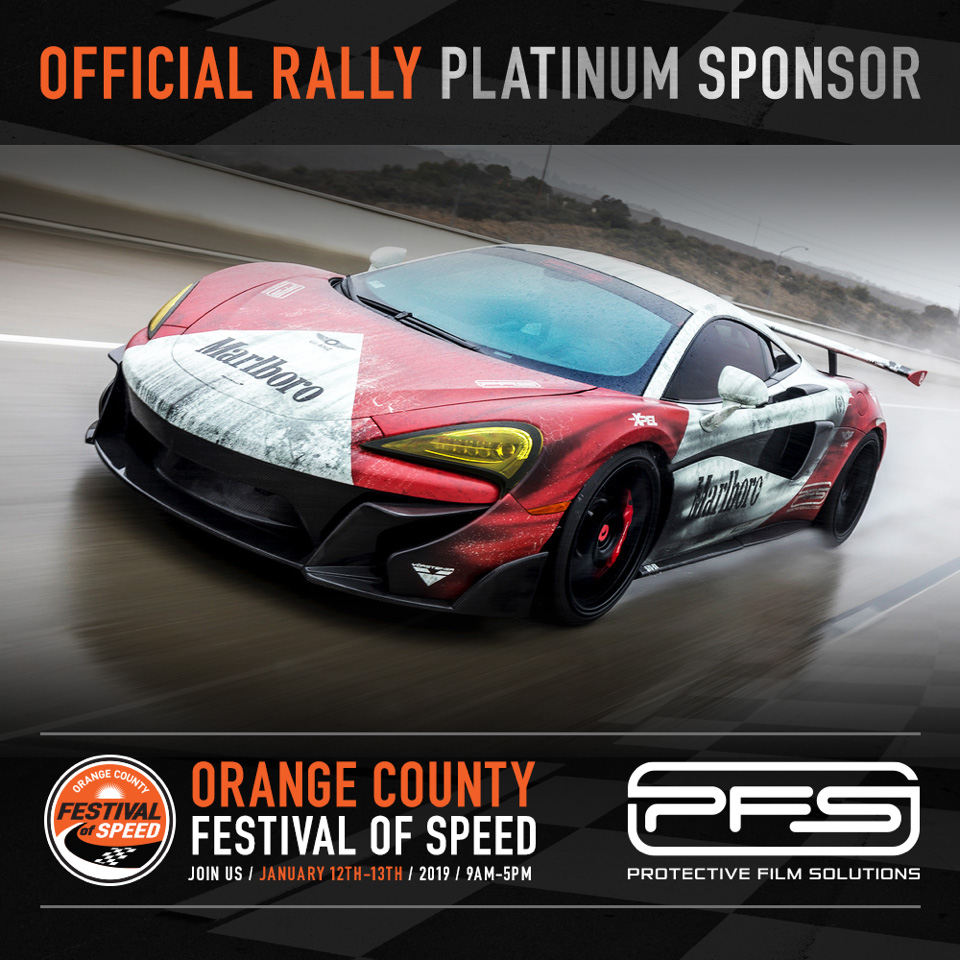 PFS Orange County Festival of Speed