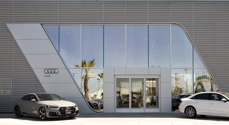 PFS NorCal Now Open at Audi of Fremont