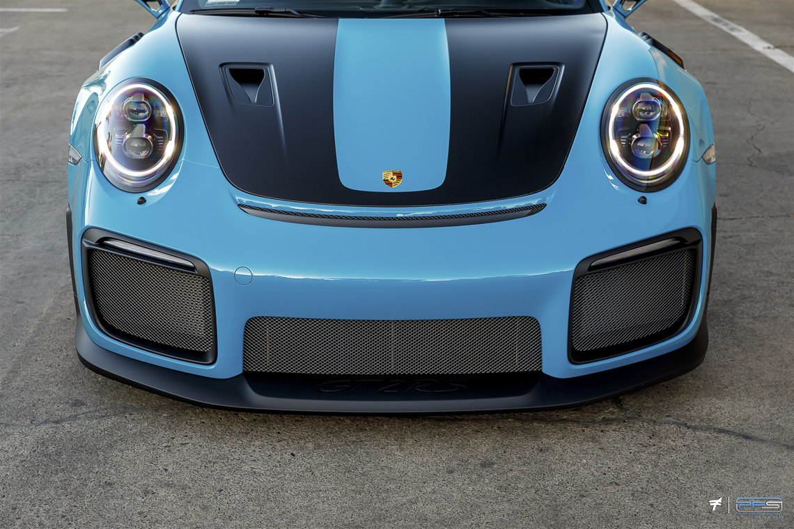 Porsche 991 GT2 RS - Protective Film Solutions