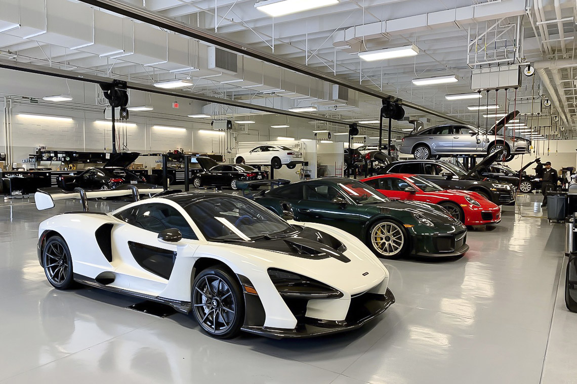 PFS NorCal Fremont, California - McLaren Senna