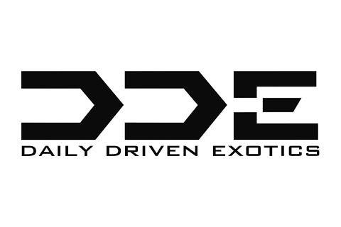 Daily Driven Exotics Logo