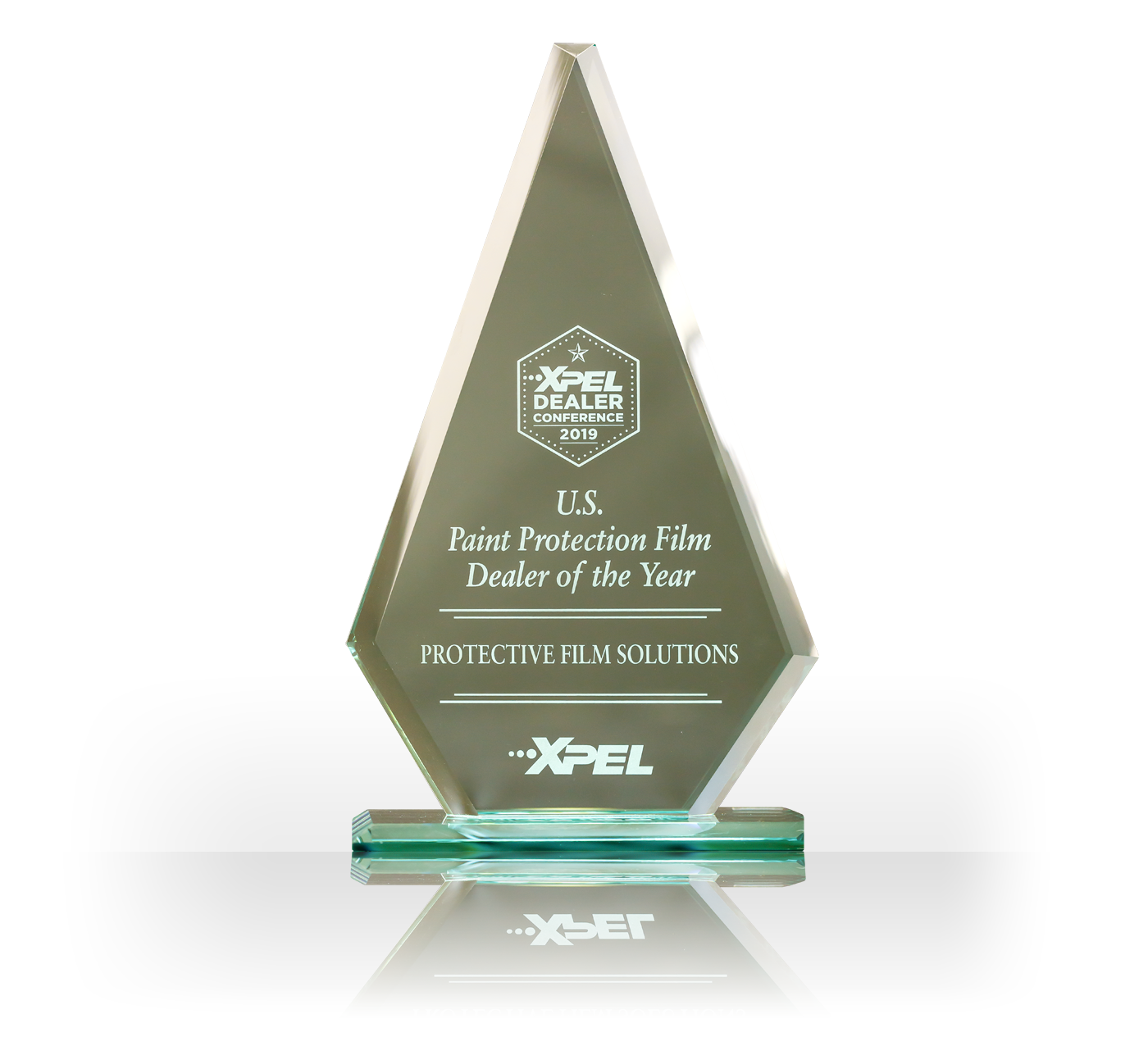 PFS XPEL Dealer of the Year Award 2019