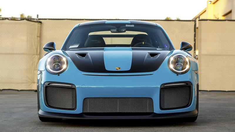 Porsche 991 GT2 RS Front