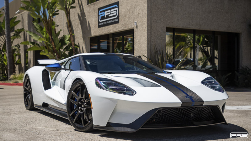 Ford GT - Protective Film Solutions