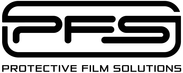 Protective Film Solutions Logo Lg Black